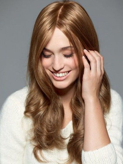 Long Fabulous Lace Front Synthetic Wig - Image 1