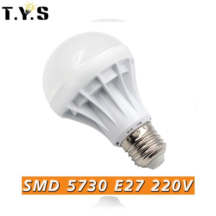 Beautiful Lampara LED Lamp Chip Bulb E SMD Led Light W W W W W W