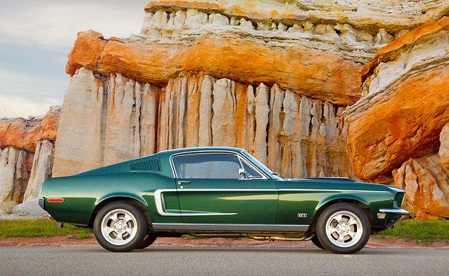 1968 Ford Mustang GT 428 Cobra