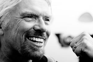 Richard Branson: Why success depends on people enjoying their jobs