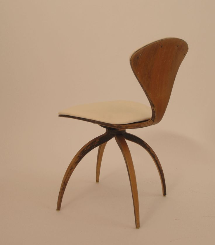 Harrington Galleries - Bent Wood Swivel Chair, $195.00 (http://webstore.harringtongalleries.com/bent-wood-swivel-chair/)