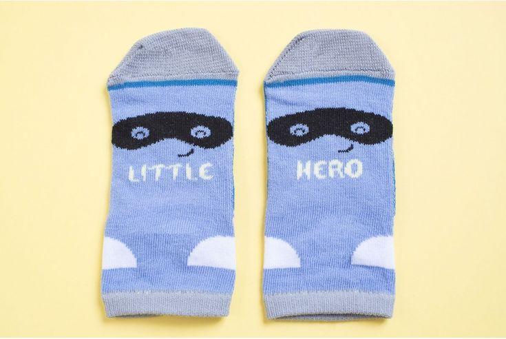 Calcetines Little Hero