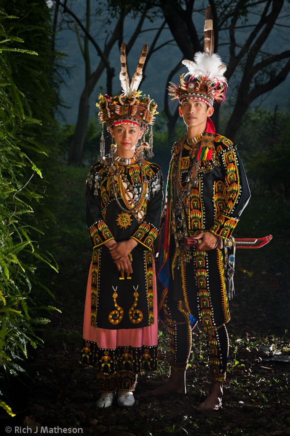 Paiwan 排灣族 Aboriginal Tribe, Taiwan Indigenous Peoples Culture Park, Sandimen, Pingtung County, Taiwan | © Rich J Matheson
