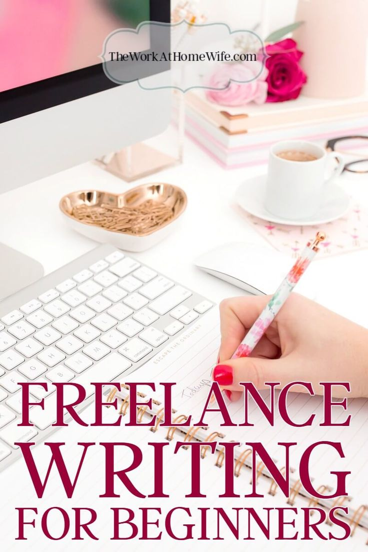 Freelance article writing jobs for beginning