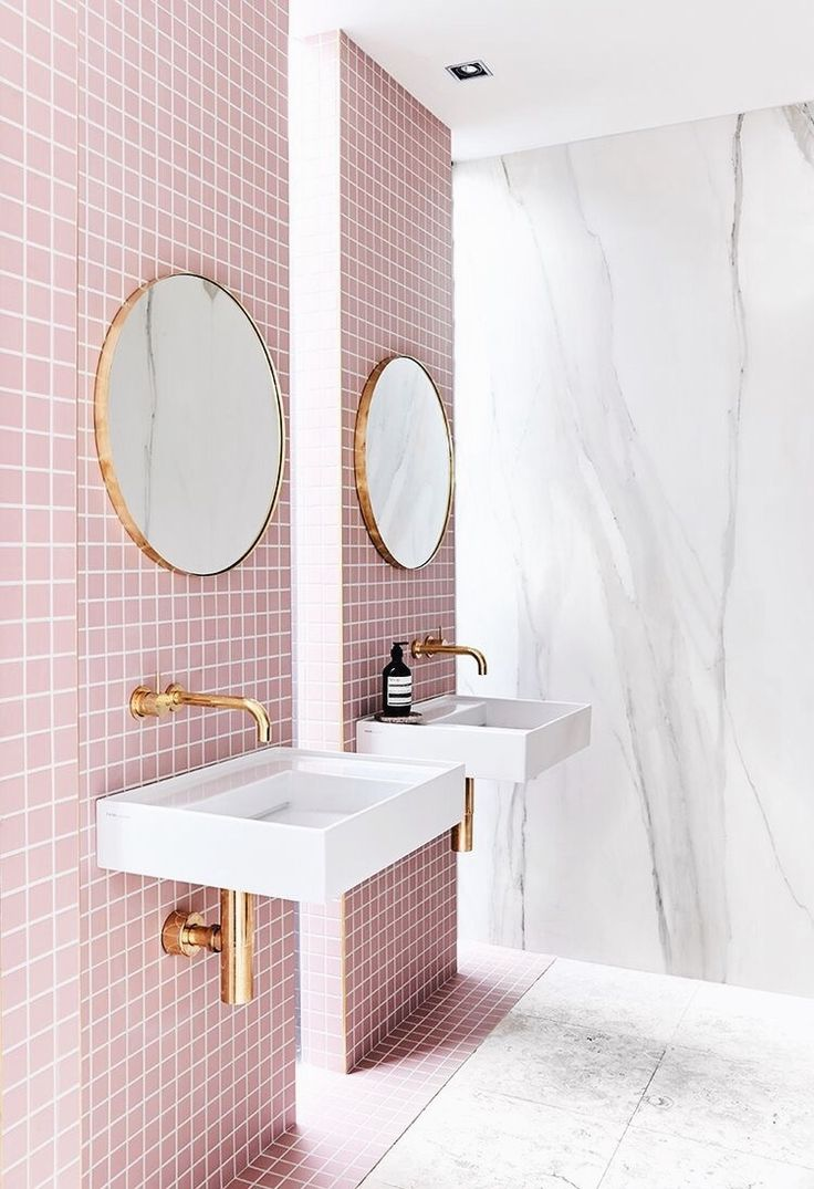 Best 20 Pink Bathrooms Ideas On Pinterest Pink