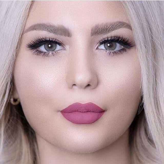 عدسات لنس مي اوليفين Makeup Eyes Nose Ring