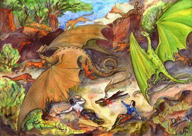 Dragonsdawn by Anne McCaffrey (English) MP3 CD Book