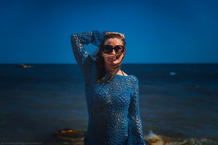 Blue by Vladimir Muravin on 500px