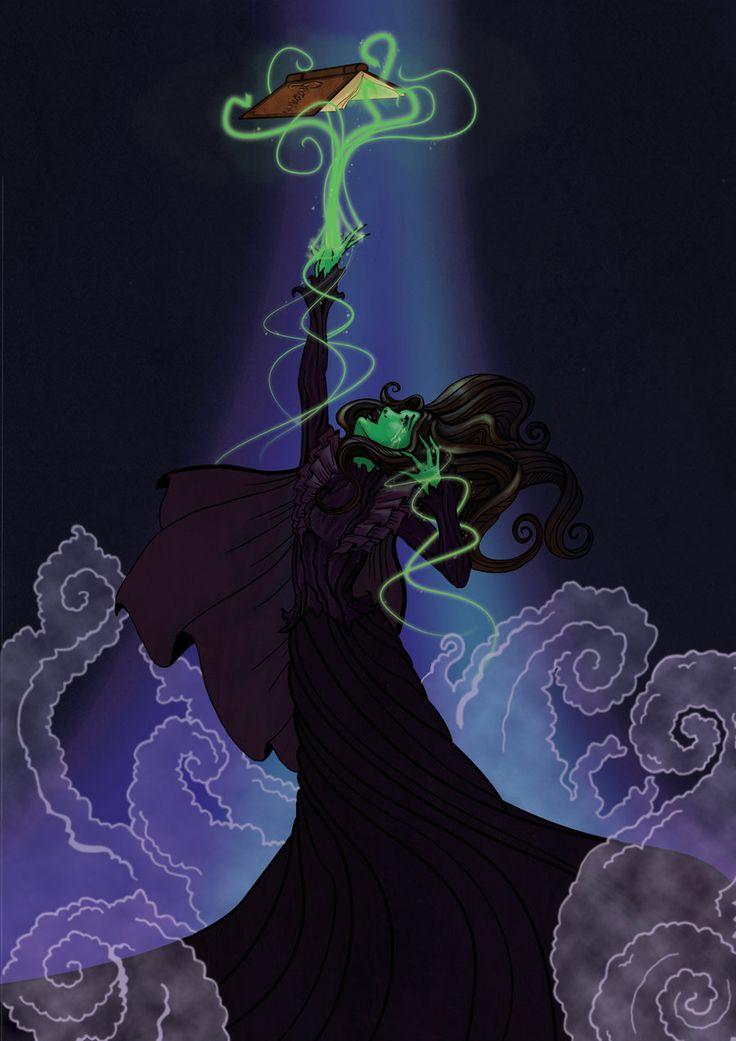 Elphaba - No Good Deed by ~zepheenia on deviantART