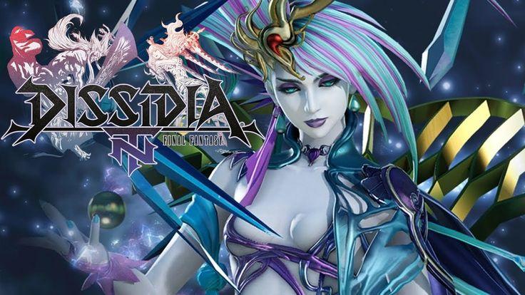 #Noticias   Dissidia Final Fantasy NT