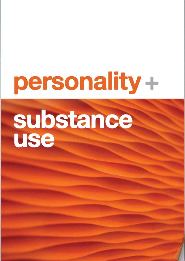 Personality and substance use | NDARC | Booklet