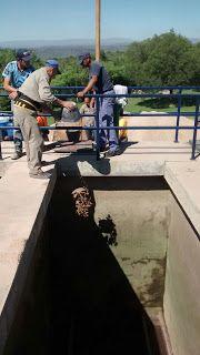 Así Somos: Trabajos en Planta Potabilizadora de Agua