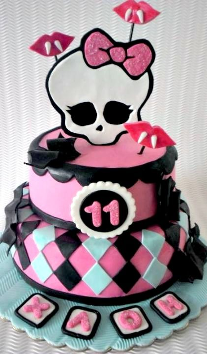 monster high birthday cake 263 best images about high cakes on 6004