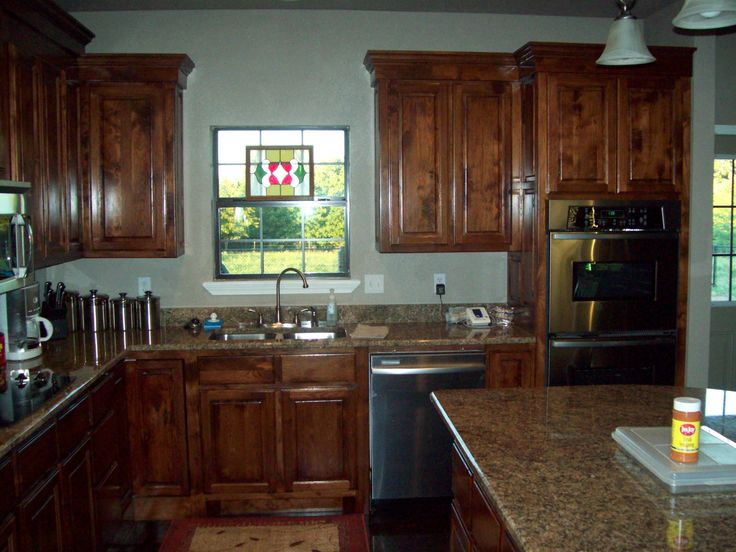 Simple Craftsman Kitchen Cabinets Pictures