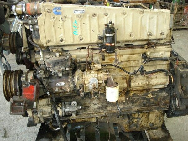 Cummins Big Cam 4 Cummins Engines Pinterest Cummins