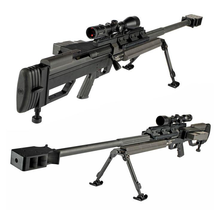 Steyr Mannlicher HS .50 M1 rifle