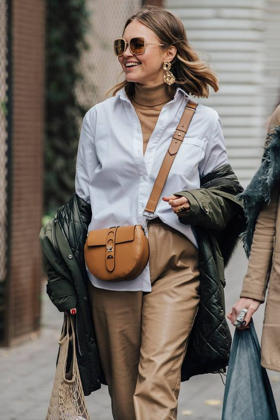 25+ Winter Street Style Outfits To Keep You Stylish and Warm  - Em (Daily fashion inspiration)