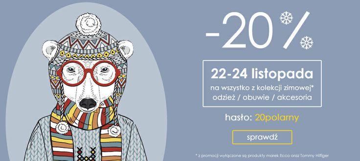 -20% na buty zimowe! http://www.paradopary.pl/weekend-w-polarnym-klimacie