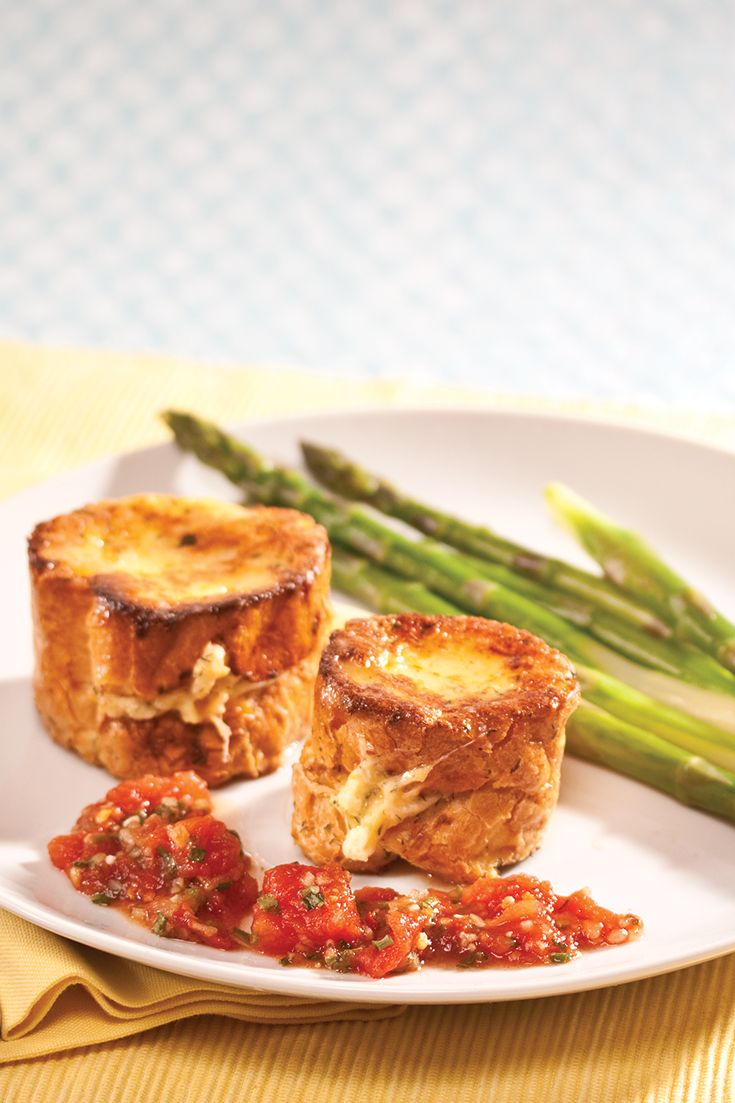 #Epicure Extraordinary Cheese-stuffed French Toast