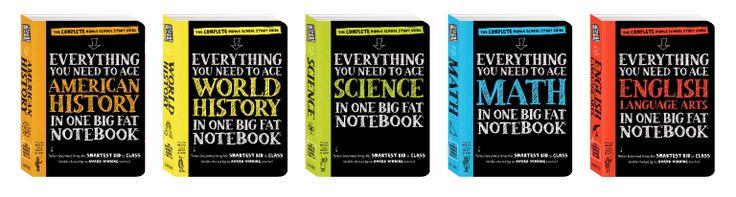 big fat notebook study help for middle schoolers teachmama.com