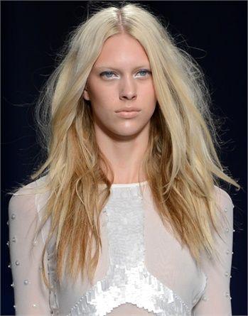 Hair style 2013Just Cavalli