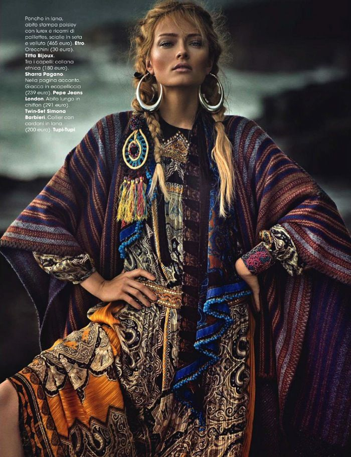Neo folk boh me style boh me et mode femme - Style boheme femme ...