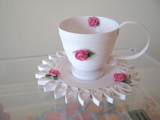 Hooks And Laces: Any one for a cuppa?