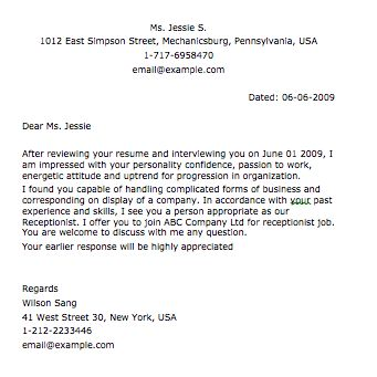 Formal Letter Requesting Compensation To Whom It Concern