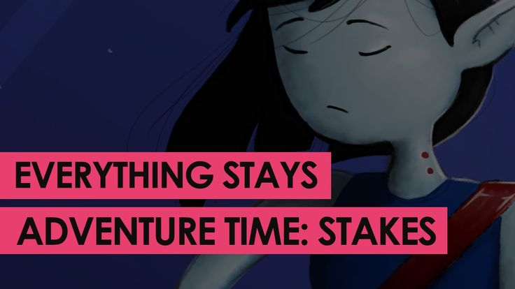Everything Stays ★ Adventure Time [LYRIC/EXTENDED/HD] || THE BEST SONG EVER (T^T) real fans know what I mean<3
