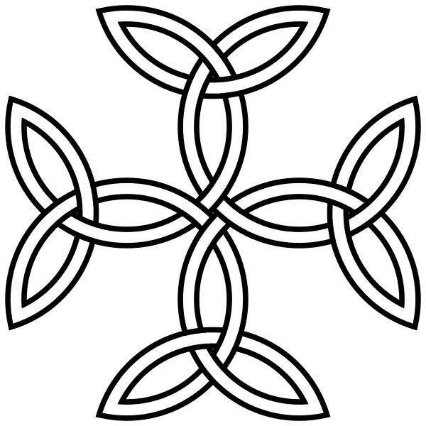 File:Triquetra-Cross.svg