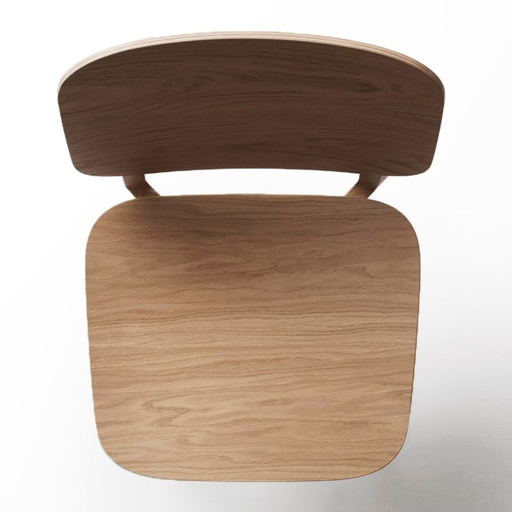 claesson koivisto rune: rohsska chair for swedish design museum (Top View)