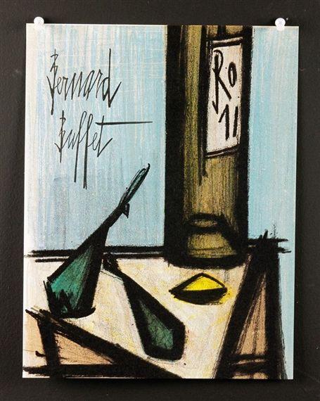 745 best Bernard Buffet\'s Dark Light images on Pinterest | Buffets ...