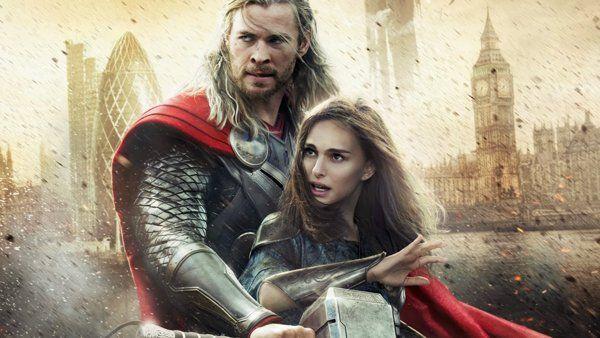 Chris Hemsworth y Natalie Portman   10 parejas de cine con una gran diferencia de altura - Yahoo Cine España