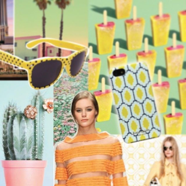 kitschy for spring 2015 #trends