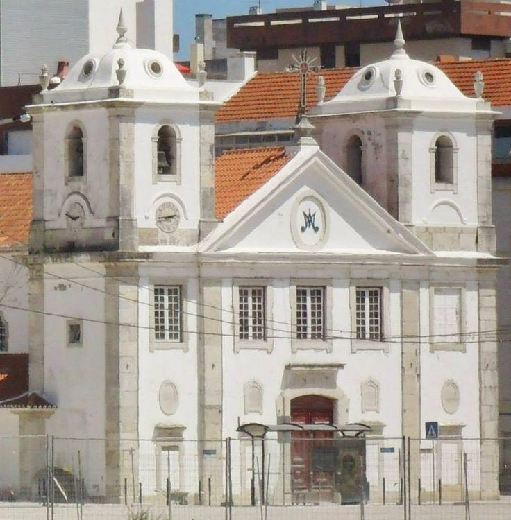 Igreja Nª. Senhora do Rosário - Barreiro -Portugal