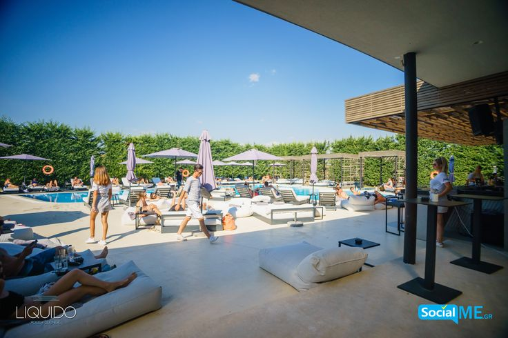 Feel the Unique experience of our lounge pool! You deserve it!