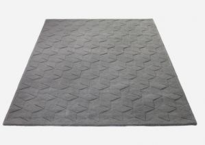 BOLIA dywan TILES 170x240 cm, jasnoszary