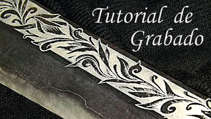 Tutorial de grabado al ácido/aguafuerte | How to make a etched