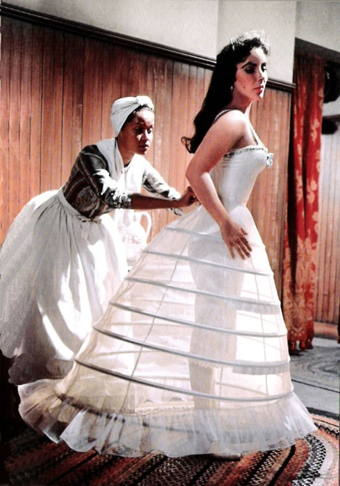"""Costume from the movie """"Gone with the Wind"""""""