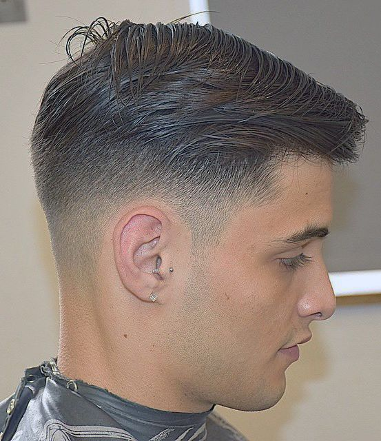 nice The Taper Fade Haircut Styles and Trends Check more at http://menshairstylesweb.com/the-taper-fade-haircut/