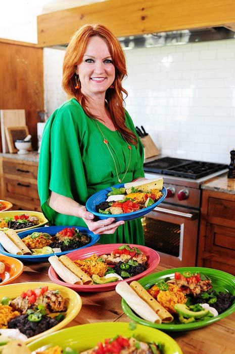 Ree Drummond, LOVE her blog and recipes