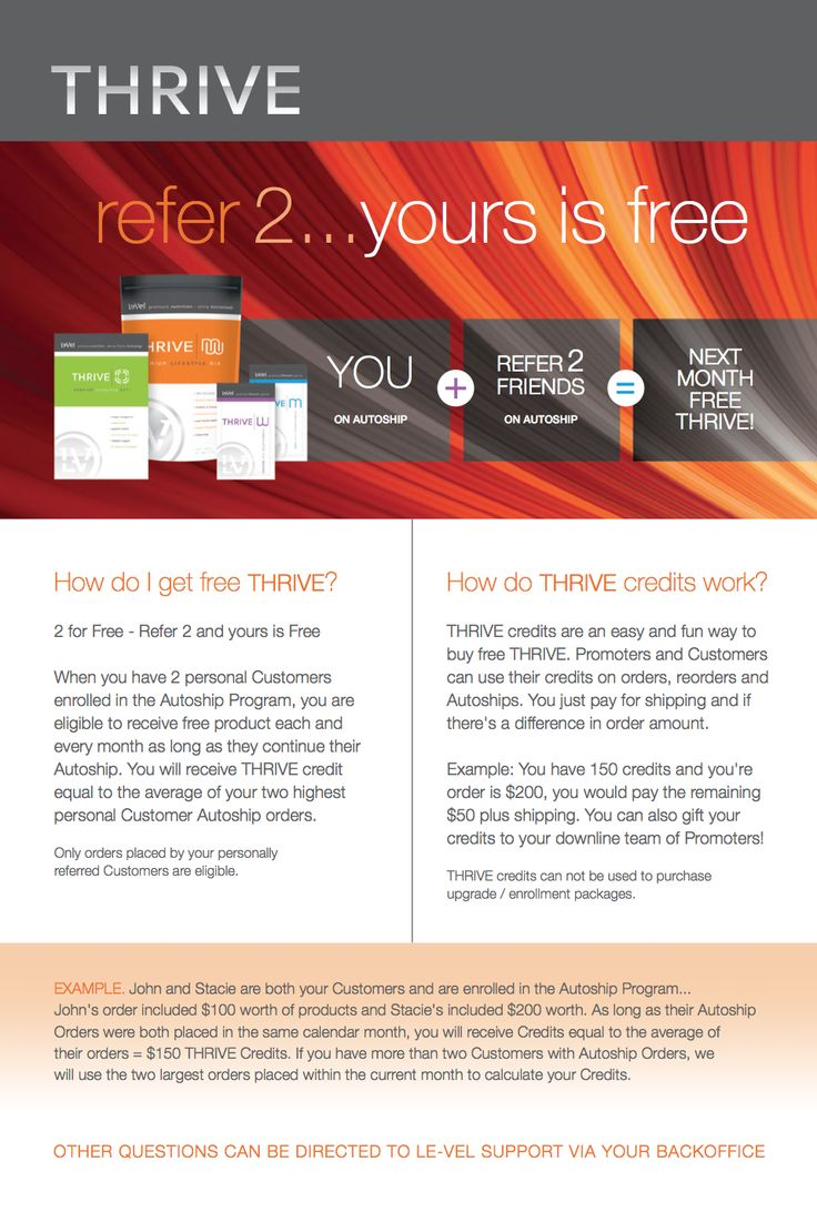 17 best images about le vel thrive experience signs refer 2 and yours is refer 2 and your level