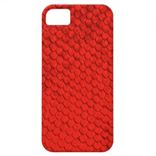 Gorgious and luxurious! Red Lizard Skin iPhone 5 cases!  $59.95