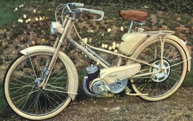 Cyclomoteur / moped Mobylette AV 47, Saint-Quentin, France