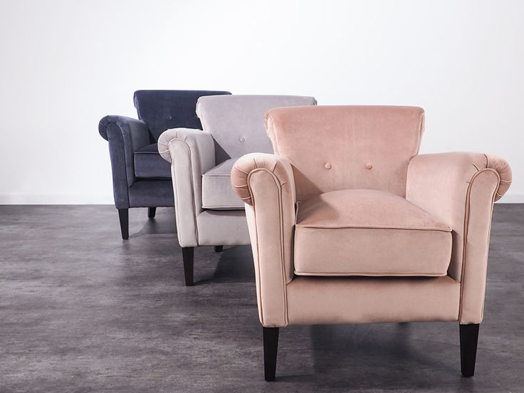 It's velvet crush time! Available in navy blue, dusky pink and silver Clara will add a touch of luxury to any room in the house. Beautifully finished with velvet piping and sunken buttons, we know you'll fall in love with Clara too. Limited stock available. Order yours online TODAY.  https://www.earlysettler.com.au/made-for-today