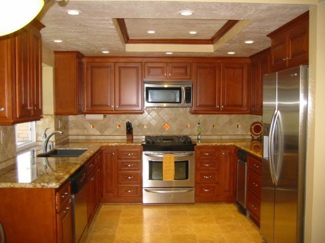 Kitchen Cabinets U Shaped