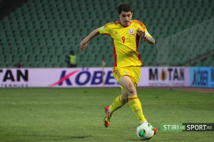 Bogdan Stancu, printre cei mai slabi tricolori în meciul cu Ungaria, 22.03.2013 / foto: Daniel Rus / stiridesport.ro