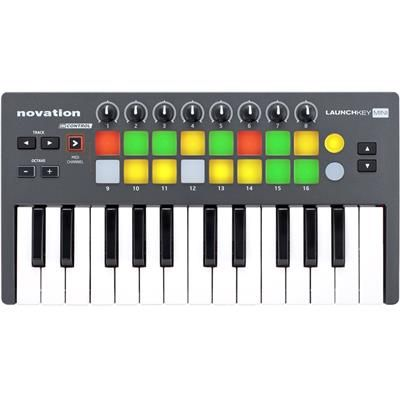 Novation Launchkey Mini Mk2 MIDI Controller