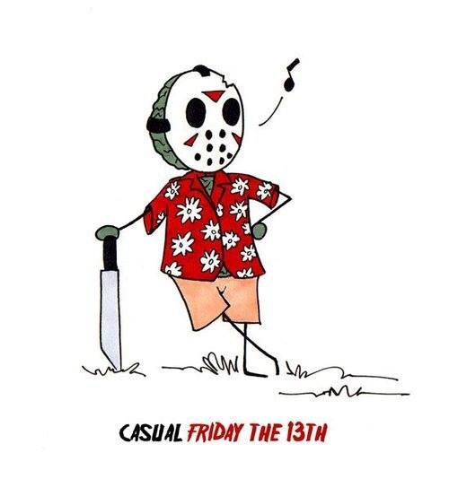Friday The 13th Funny Quotes. QuotesGram