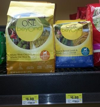 Pet Food Coupons: Purina ONE Dog Food Just $5.88! - Grocery Shop For FREE at The Mart!!